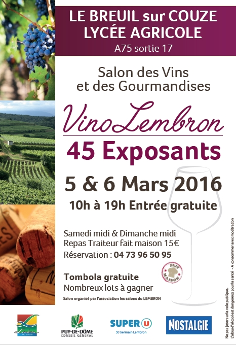 Marché aux vins de Saint Péray 2015